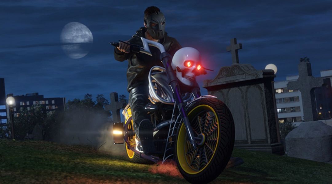 Grand Theft Auto Online Halloween Event Begins on Friday