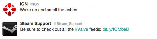 Half-Life 3 Twitter Teases