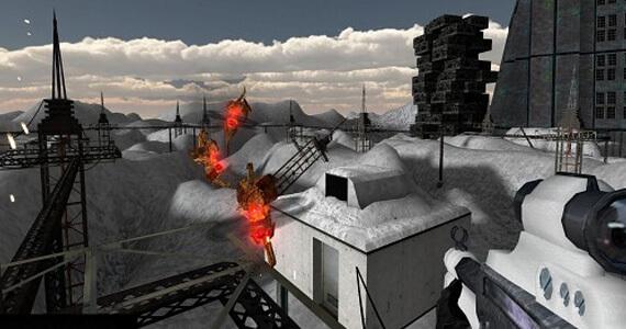 'Half-Life' ICE Mod