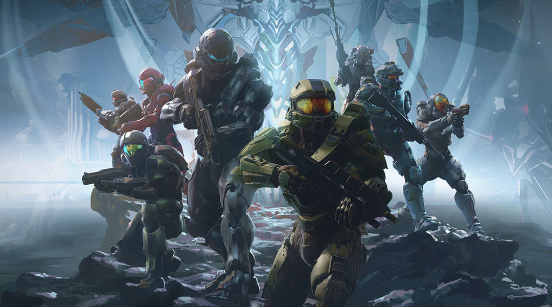 Halo 5 is Adding Mysterious 'Classic' Playlist