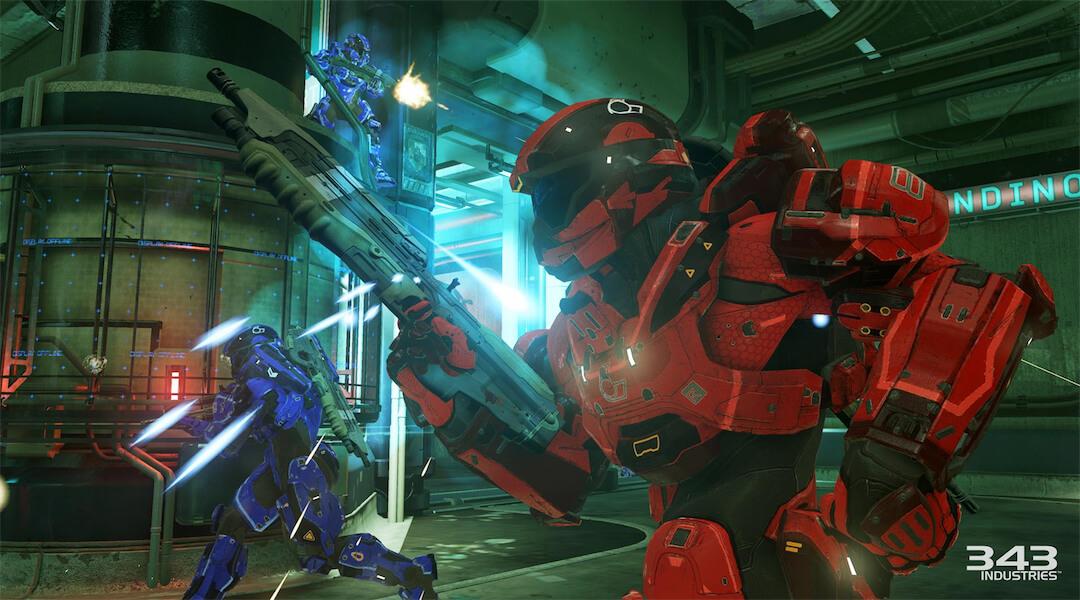 343 Industries Teases Halo 5's Next DLC