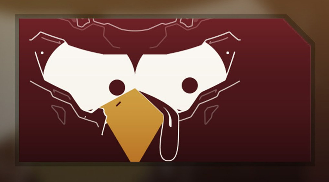 Play Halo 5 This Weekend and Get a Turkey Emblem
