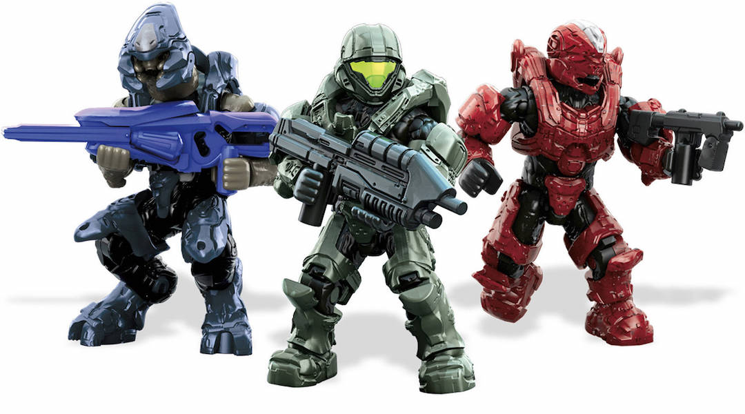 Cancelled Halo Mega Bloks Game Footage Surfaces
