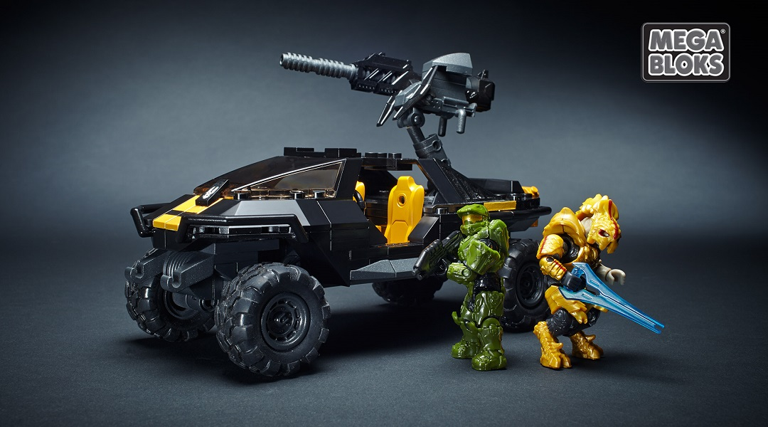 Halo Mega Bloks Game Was 'Exploratory Project'