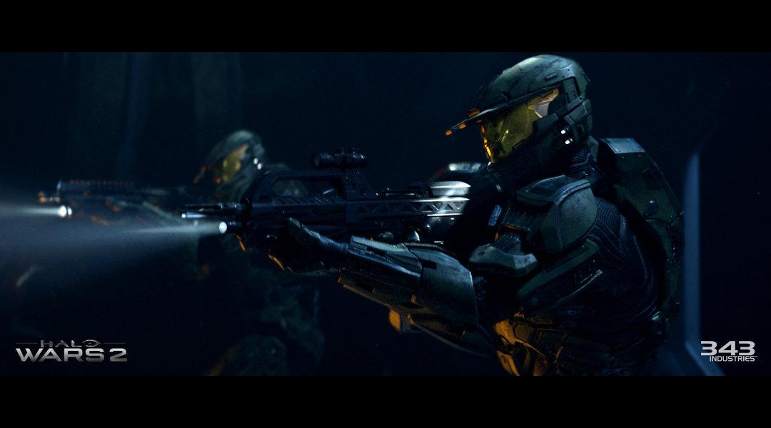 Halo Wars 2 Art Leaks