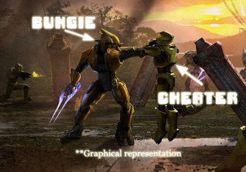 Bungie Resets Halo Reach Cheaters Credits