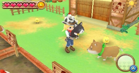 Harvest Moon 3D A New Beginning Preview