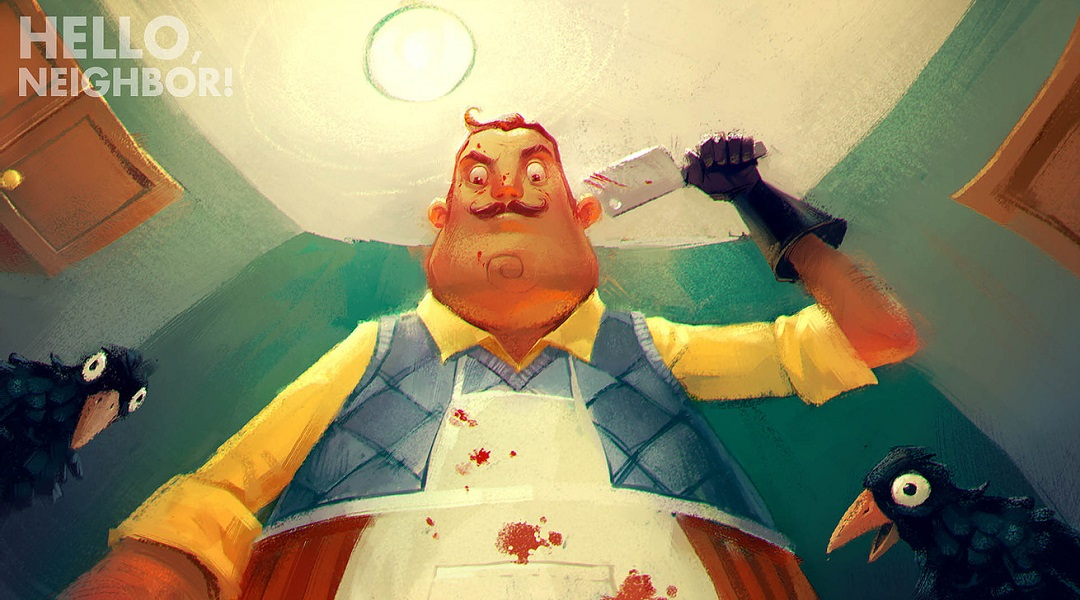 Hello Neighbor is a New Horror Game About Home Invasion