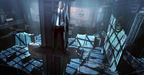 hitman absolution preview e3 2011 IO Interactive