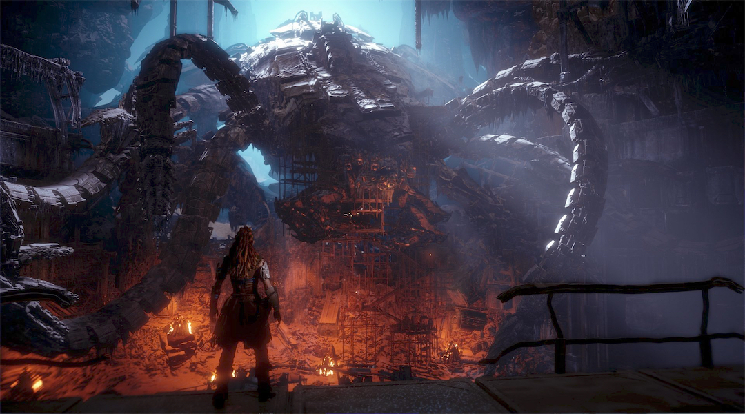 Horizon: Zero Dawn Day One Patch Notes Revealed