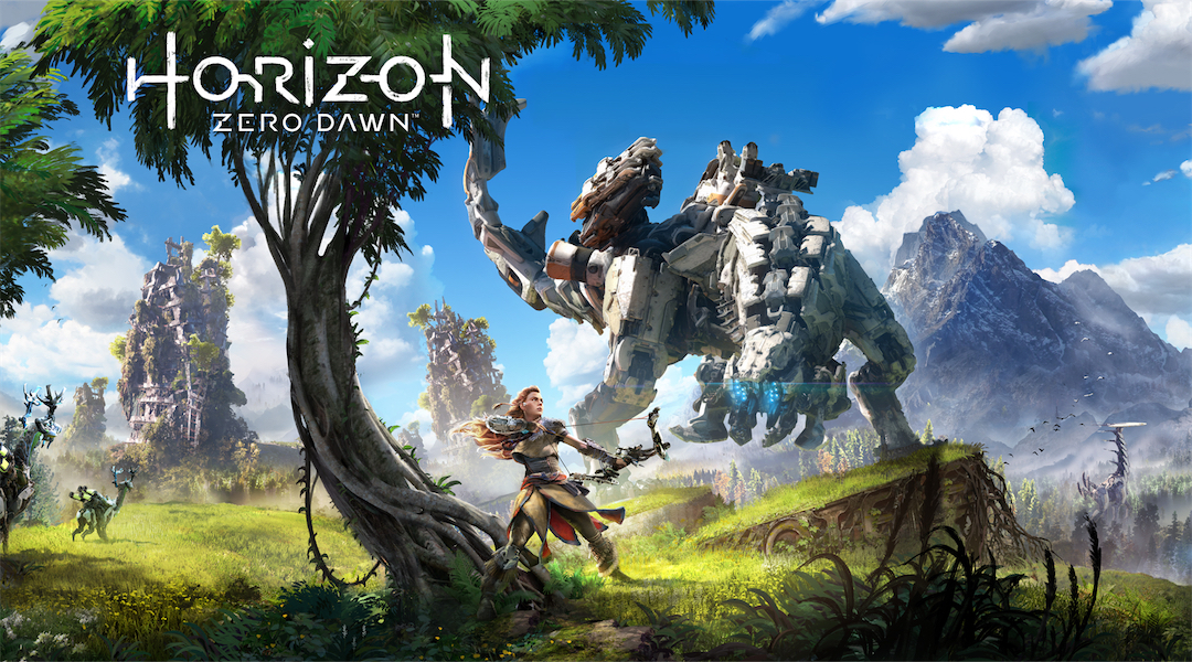 Horizon: Zero Dawn's Day One Patch Size Revealed