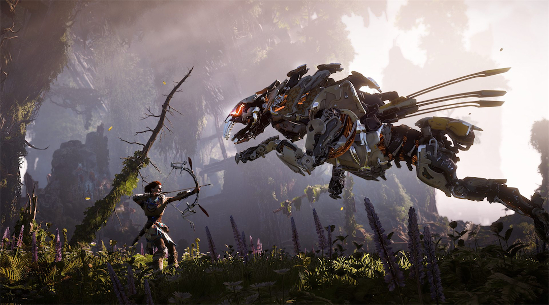 Horizon: Zero Dawn Launch Trailer Revealed