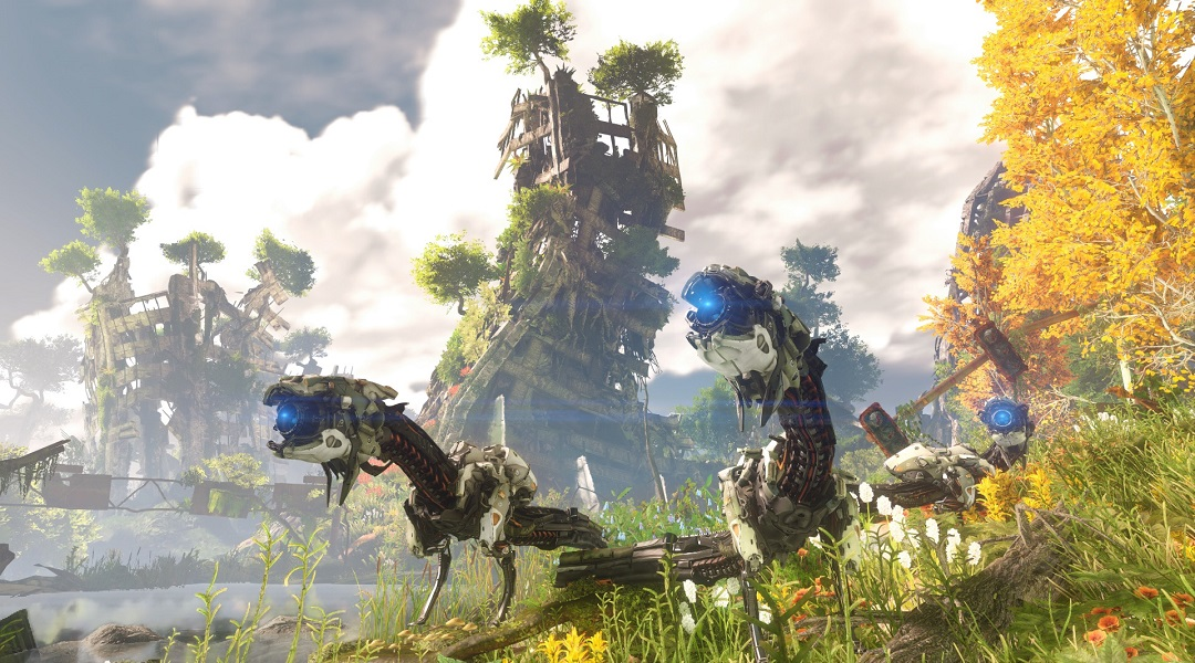 How Horizon: Zero Dawn Will Be Improved on PS4 Pro
