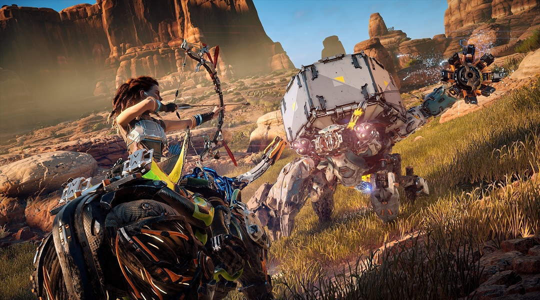 How Much Better Does Horizon: Zero Dawn Look on PS4 Pro
