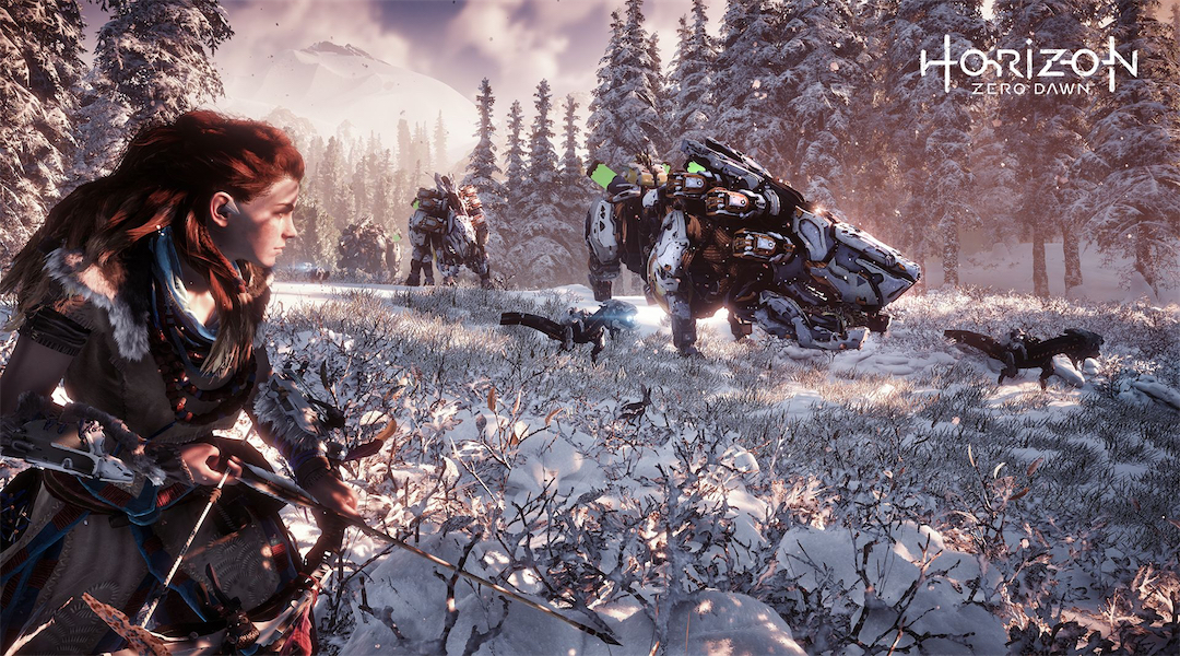 Horizon: Zero Dawn Dev Discusses Story, RPG Details