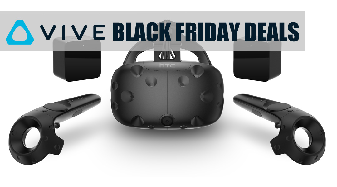 Best HTC Vive VR Deal Includes $200 in Bonuses