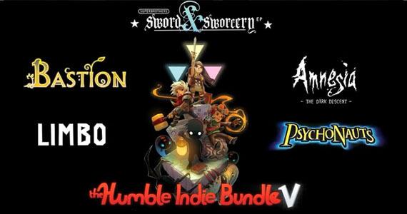 Humble Indie Bundle 5 Games
