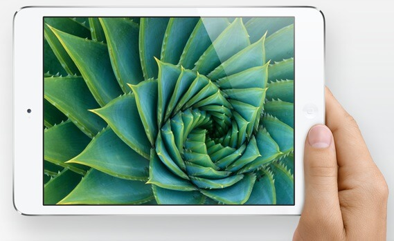 Apple Announces iPad Mini, Launching November 2
