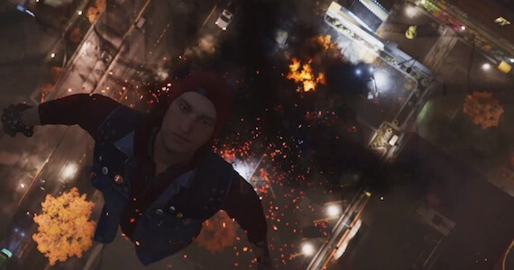 inFAMOUS Second Son Mission Gameplay Video