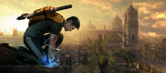 inFamous 2 Gamescon 2010 Trailer