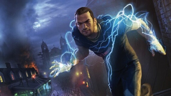 inFamous 2 Hero Edition Details
