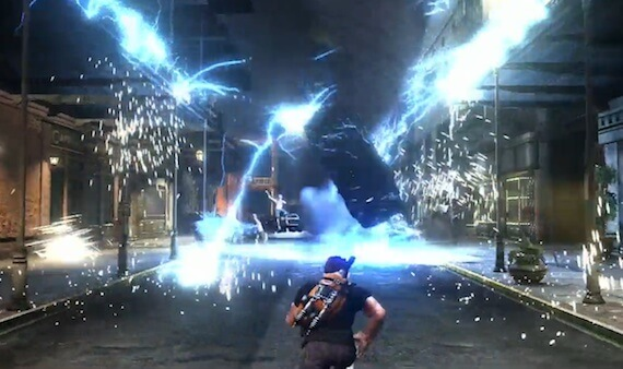infamous 2 cyclone