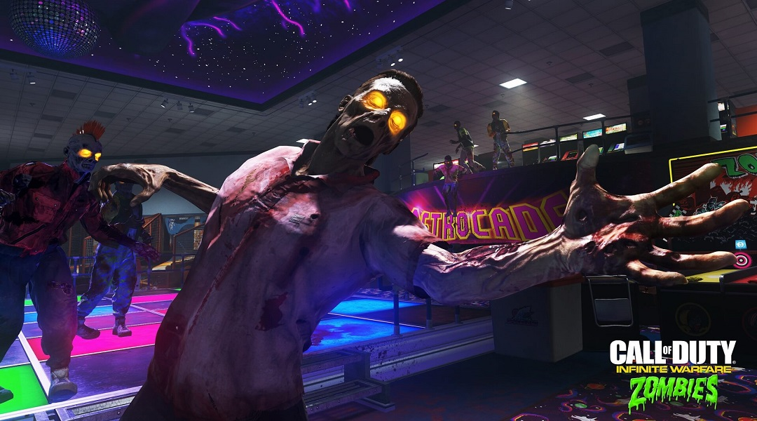 Call of Duty: Infinite Warfare Guide – How to Beat Zombies in Spaceland