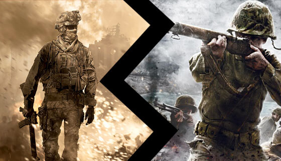 Call of Duty 7, un succès moindre ? Infinity-ward-treyarch-seperate