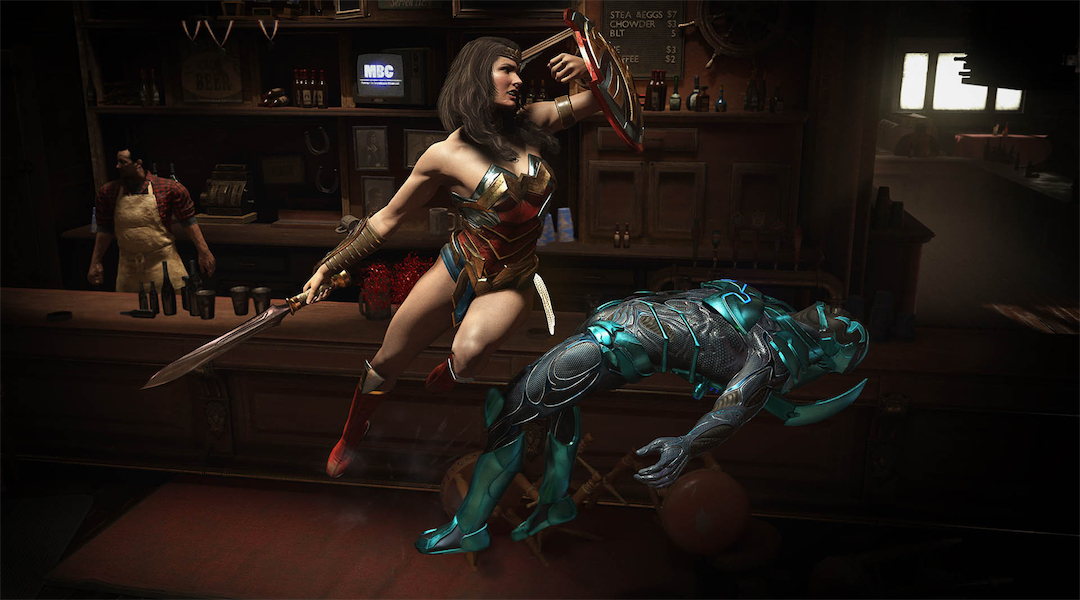 Injustice 2 Closed Beta Stats Revealed