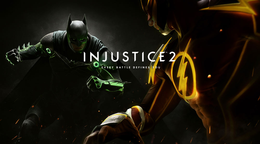 Injustice 2 Mobile Game Confirmed With Screenshots