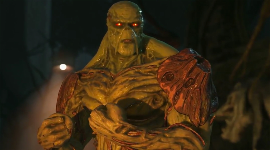 Injustice 2 Reveals Swamp Thing