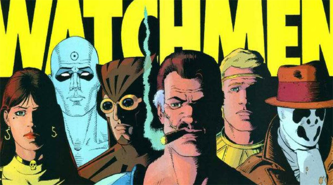 Injustice 2 to Get Watchmen Characters?