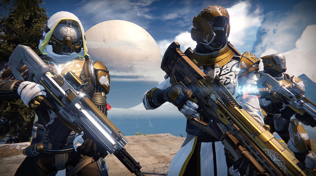 Destiny Guide: Get the Classic Iron Banner Armor You Want