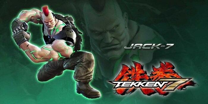 Jack Returns in 'Tekken 7'