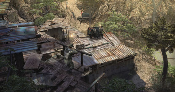 Jagged Alliance: Back in Action (Plan and Go)