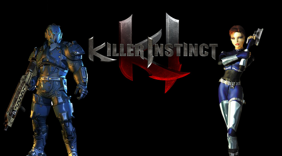 Killer Instinct Survey Teases Perfect Dark & Crackdown Characters