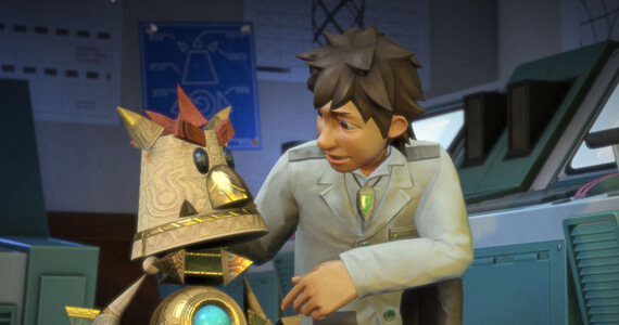 'Knack' Announced for PS4