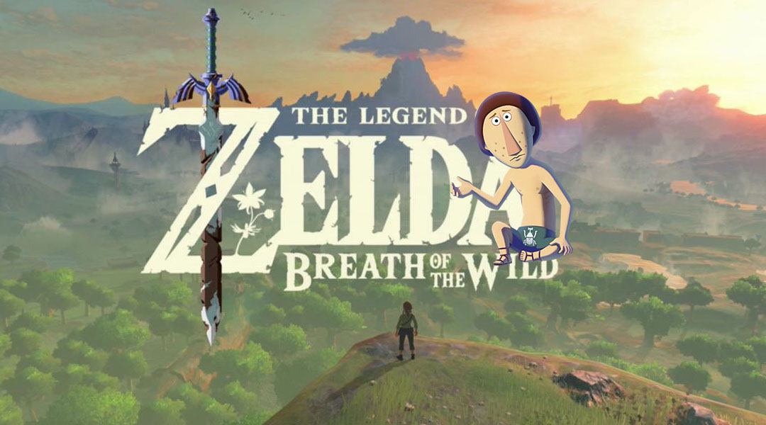 Zelda: Breath of the Wild Brings Back A Popular Wind Waker Character