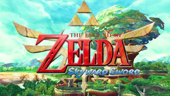 Zelda not in Skyward Sword