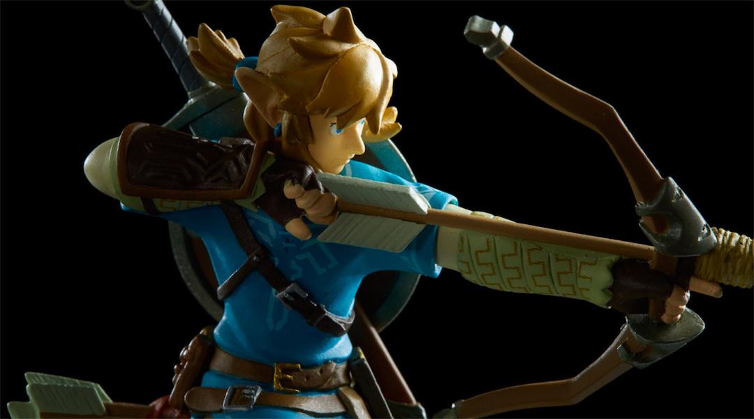 Zelda: Breath of the Wild Amiibo Functionality Revealed
