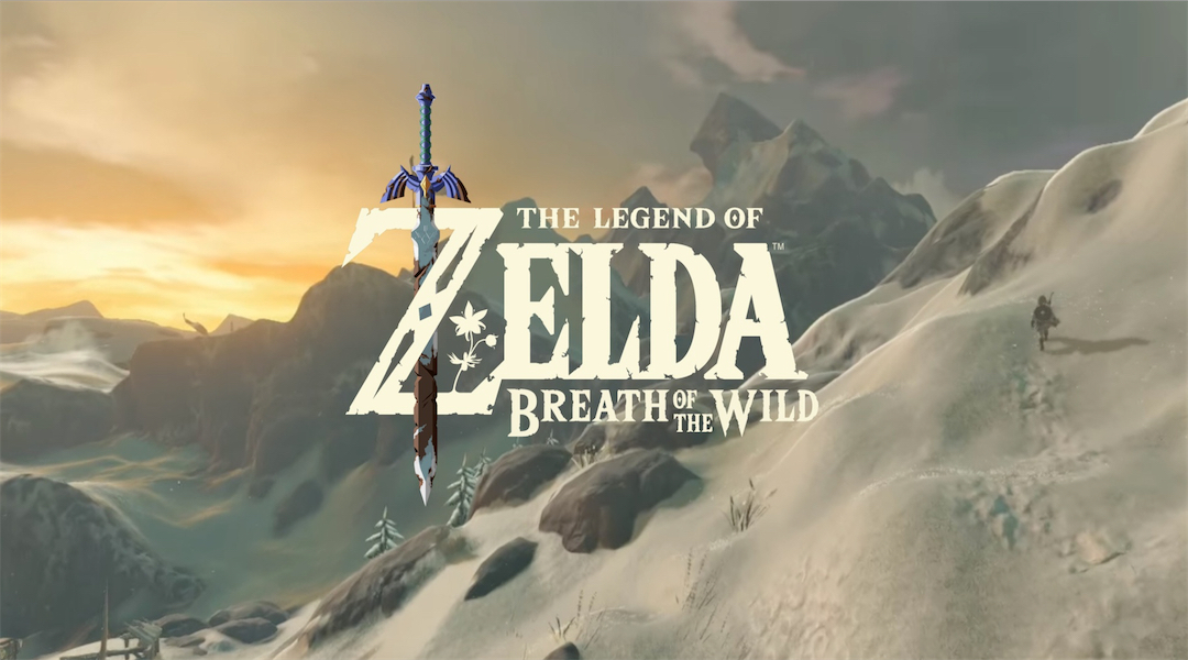 Zelda: Breath of the Wild Gets New Trailer Showing Off Action, Environments, and More