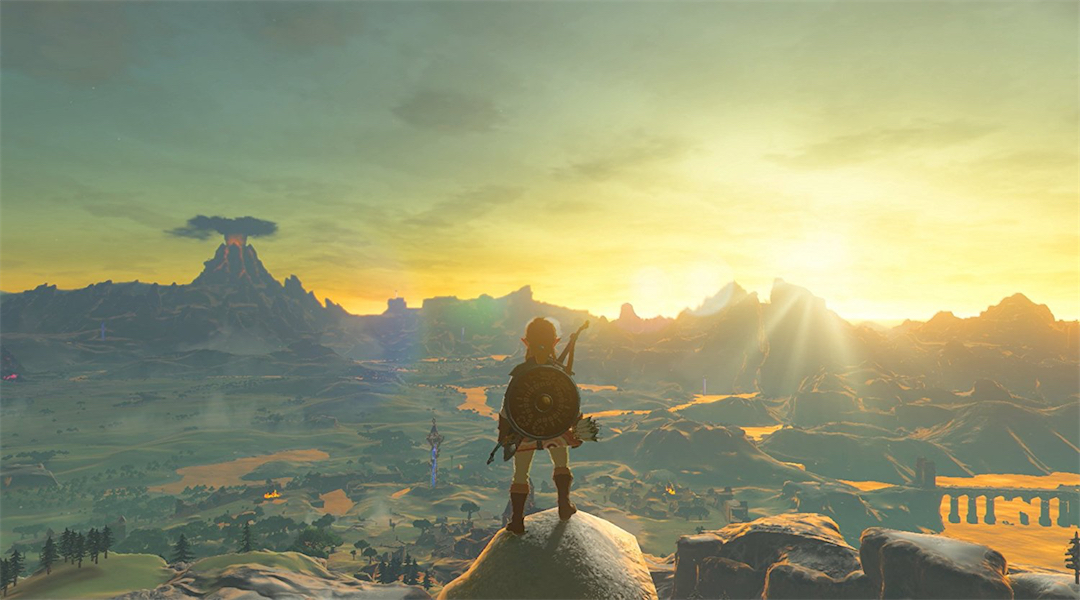 Zelda: Breath of the Wild Producer Talks Storytelling in Open World Game