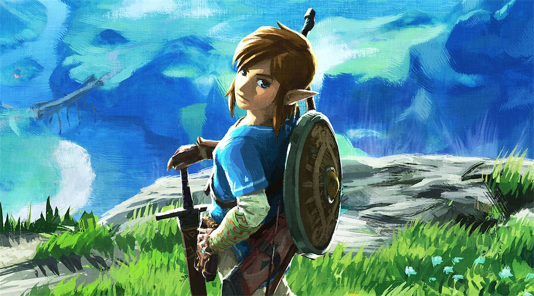 Zelda: Breath of the Wild Gets a Japanese TV Trailer