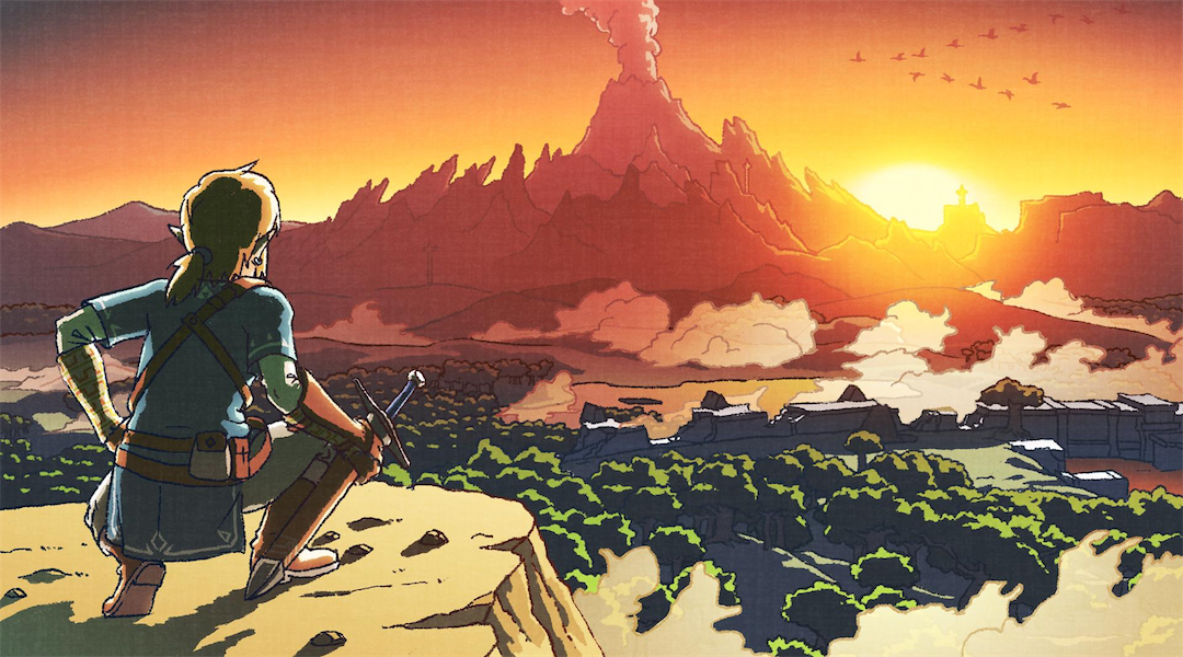 How Breath of the Wild May Fit Into the Zelda Timeline