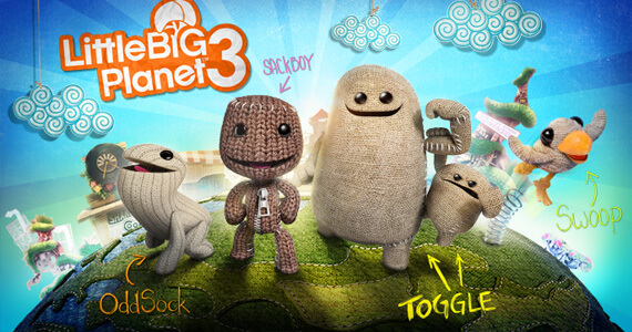 'LittleBigPlanet 3' Announcement Trailer; Coming to PS4 Holiday 2014