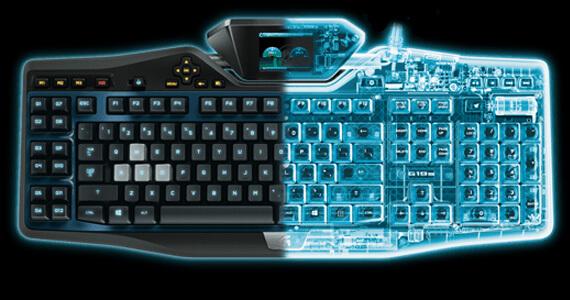 'Logitech G19s' Keyboard Review