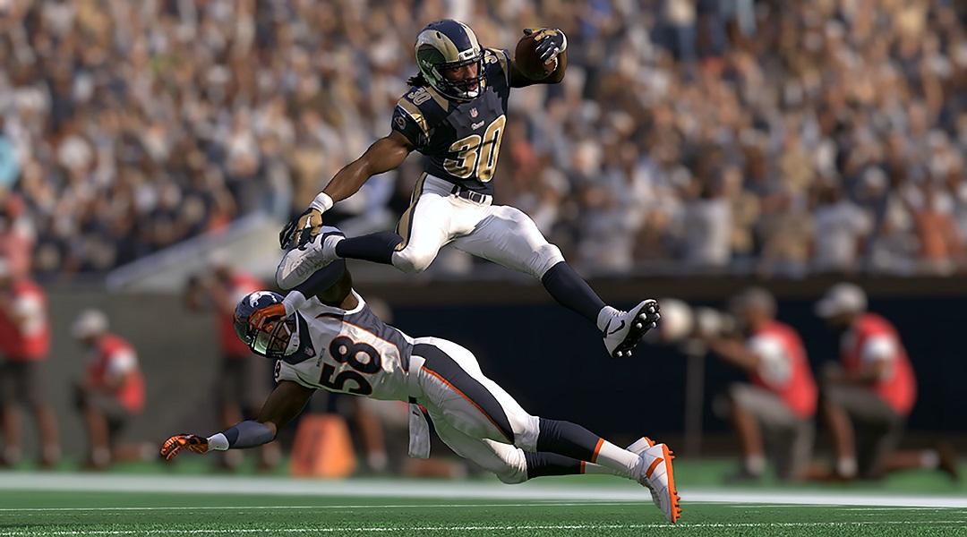 Madden NFL 17 Glitch Turns Missed Field Goal into Touchdown