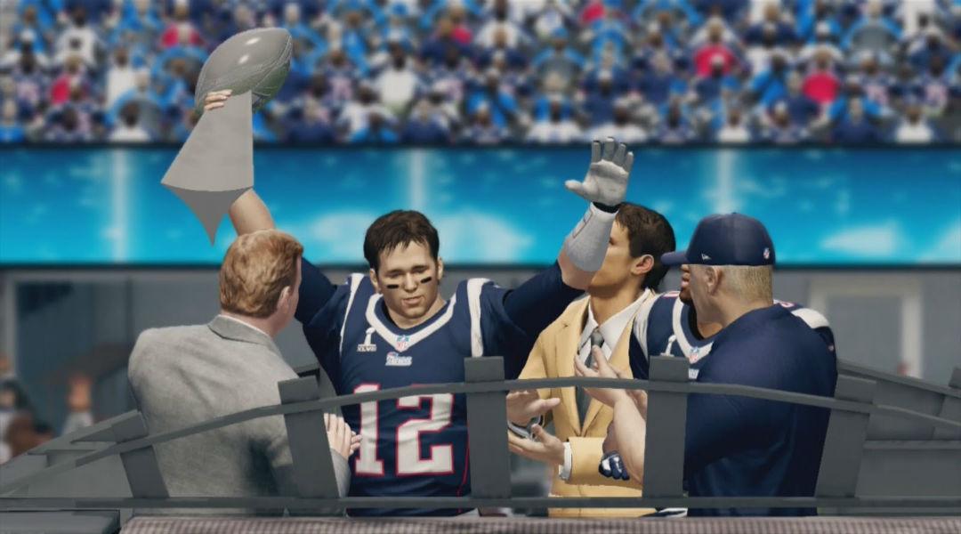 Madden NFL 17 Predicts Patriots Win Super Bowl LI