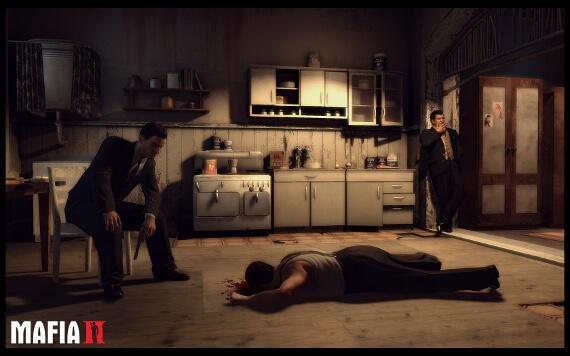 Mafia II Review - Wiseguy