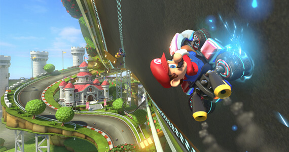 Nintendo Unveils New 'Mario Kart 8' & 'Donkey Kong Country: Tropical Freeze' Trailers